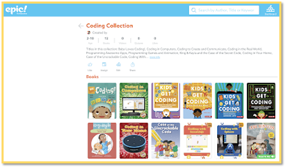 New Coding Resources, Books, Songs, Sites & Activities for